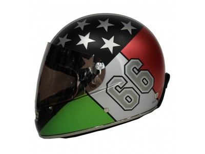 Street Track 2 Helmet